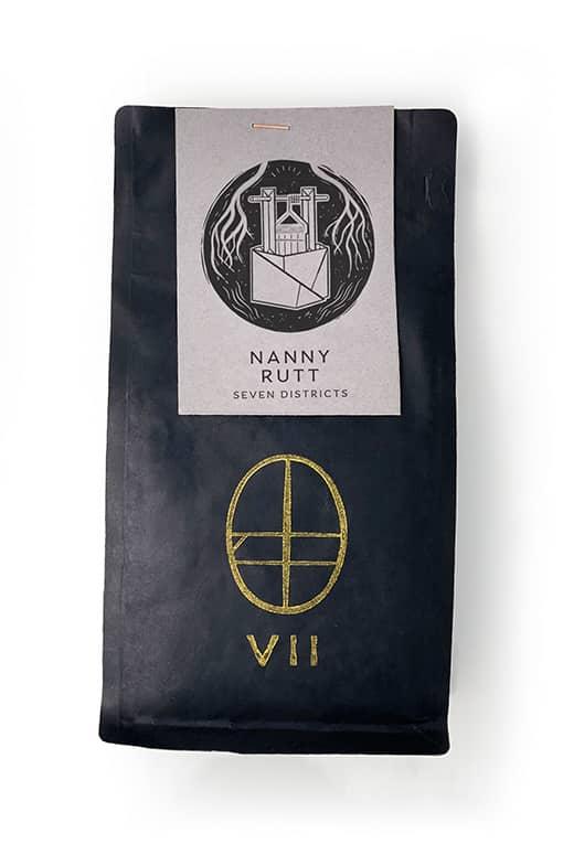Seven Districts Coffee - Nanny Rutt