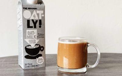 Best non dairy milk for coffee