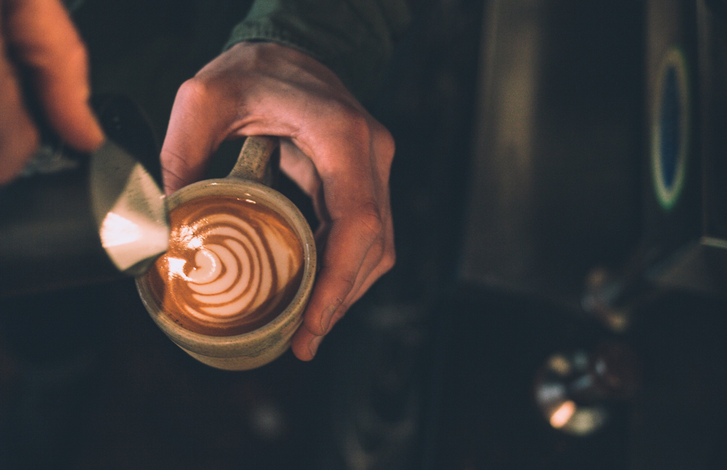 How you can nail latte art