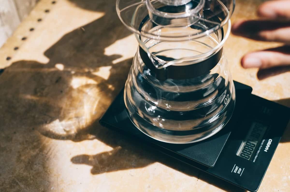 Hario V60 Drip Scale Gallery 2