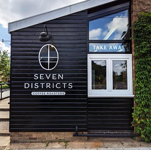 Seven Districts Hub