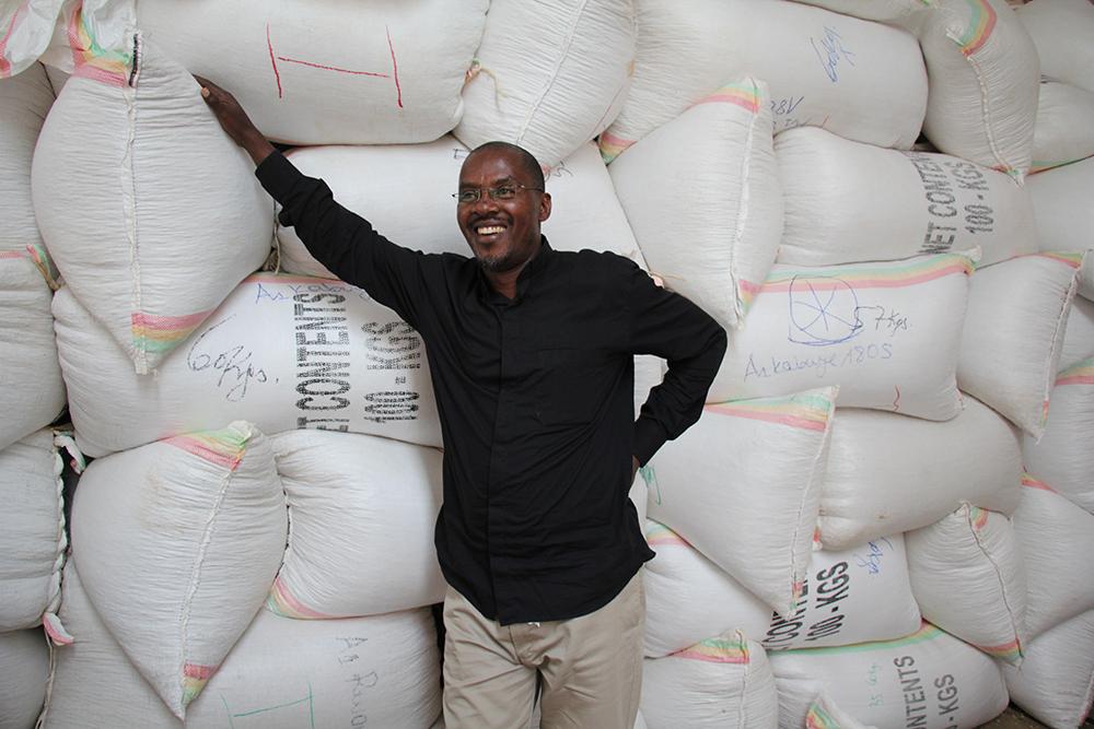 David Rubanzangabo, owner