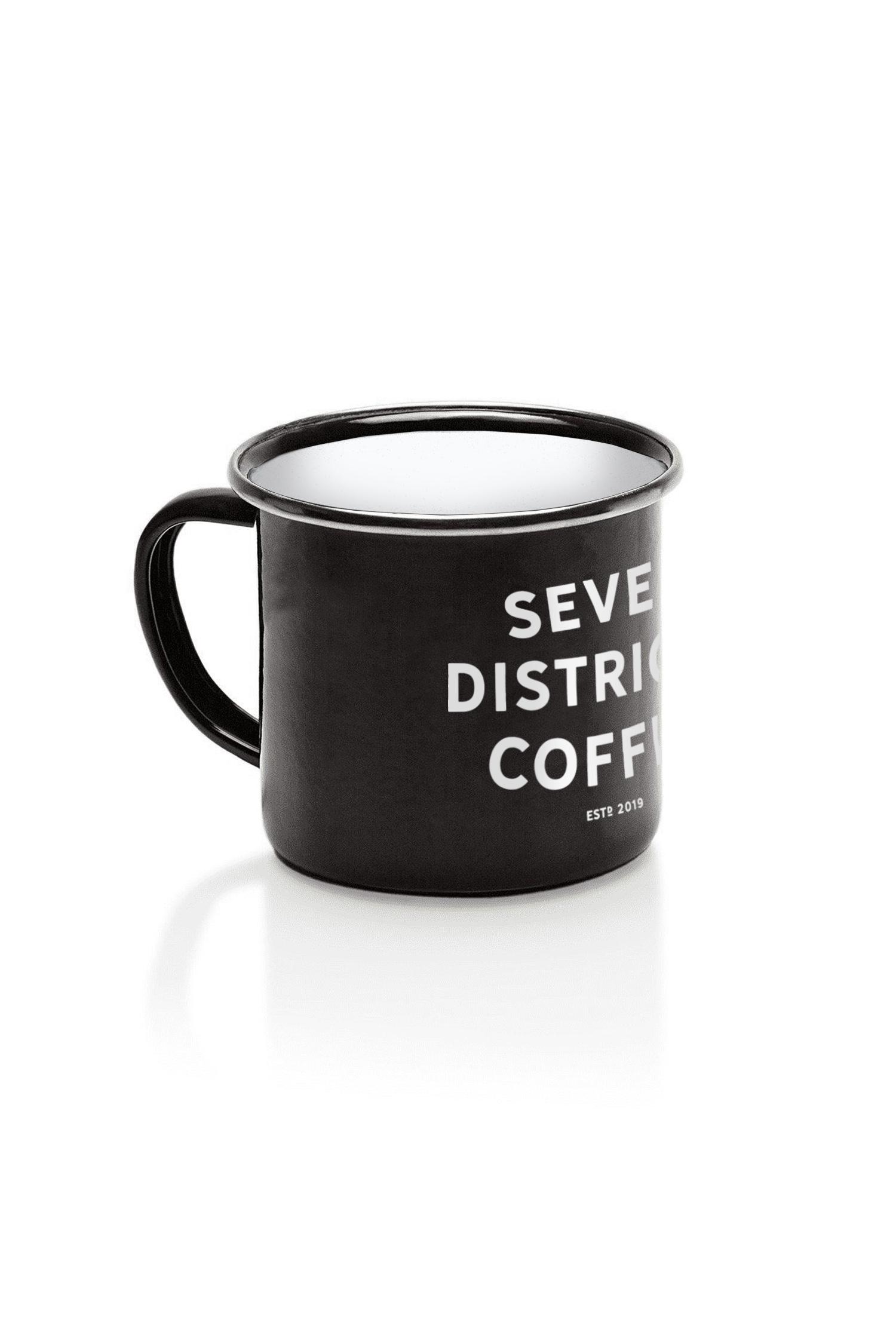 Seven Districts Alternate Enamel Mug